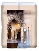 Columns And Arches No3 Duvet Cover