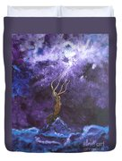 Come To Me Duvet Cover