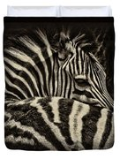Comfort Duvet Cover by Andrew Paranavitana