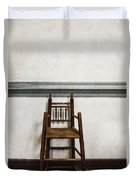 Comforts Of Home Duvet Cover by Margie Hurwich