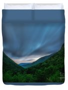 Comin Round The Mountain Duvet Cover
