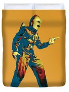 Commando Cody 1 Duvet Cover