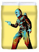 Commando Cody 3 Duvet Cover