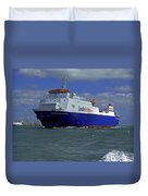 Commodore Goodwill Duvet Cover