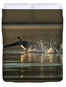 Common Loon Pictures 152 Duvet Cover