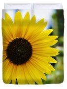 Common Sunflower Duvet Cover