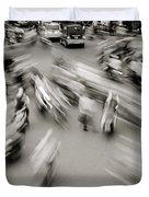 Urban Swirl Duvet Cover