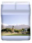 Company Gardens Duvet Cover