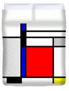 Composition 102 Duvet Cover
