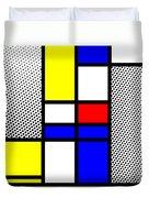Composition 112 Duvet Cover