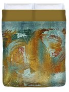 Composix 02a - V1t27b Duvet Cover by Variance Collections