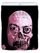 Compostite Self Portrait Fun Duvet Cover