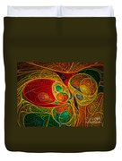 Conception Abstract Duvet Cover