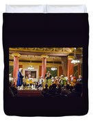 Concert In Vienna Duvet Cover