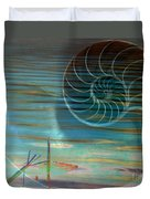 Conch Duvet Cover