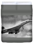 Concorde Supersonic Transport S S T Duvet Cover
