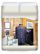 Conductor Duvet Cover