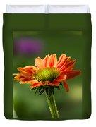 Cone Flower Duvet Cover