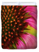 Coneflower Duvet Cover by Darren Fisher