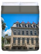 Charleston Confederate Home Duvet Cover