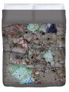 Confetti Graffiti Duvet Cover