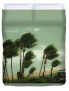 Confronting The Winds Duvet Cover