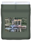 Congress Park Duvet Cover