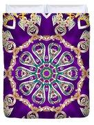 Conscious Carousel Duvet Cover
