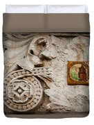 Conservation Stone Duvet Cover