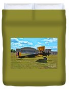 Consolidated Pt-3 Duvet Cover
