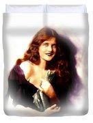Constance Binney Duvet Cover