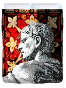 Constantine The Great Duvet Cover