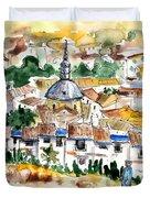 Consuegra 03 Duvet Cover