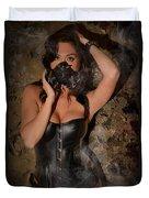 Contamination Duvet Cover