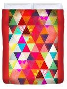 Contemporary 2 Duvet Cover by Mark Ashkenazi