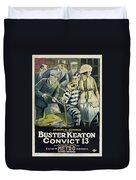 Convict 13 1920 Duvet Cover