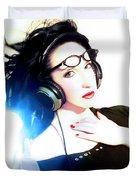 Cool As - Self Portrait Duvet Cover