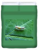 Cool Caterpillar Duvet Cover
