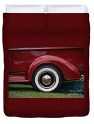 Cool Chevy Pickup  Duvet Cover