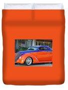 Cool Cruisin  Duvet Cover