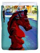 Cool Poster Duvet Cover