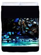 Coal Creek Dixie National Forest Utah Duvet Cover