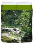 Cool Waters II Duvet Cover