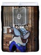 Cooling Off Duvet Cover
