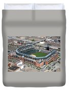 Coors Field Denver Duvet Cover