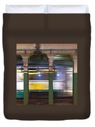 Copley Station Duvet Cover