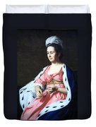 Copley's Abigail Smith Babcock Or Mrs. Adam Babcock Duvet Cover