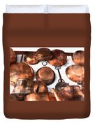 Copper - Featured In Inanimate Objects Group Duvet Cover