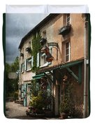 Copper Sales Store Durfort France Duvet Cover