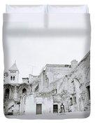 Coptic Jerusalem Duvet Cover